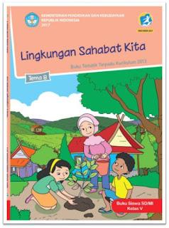 download gratis buku tematik kelas 5 tema 8