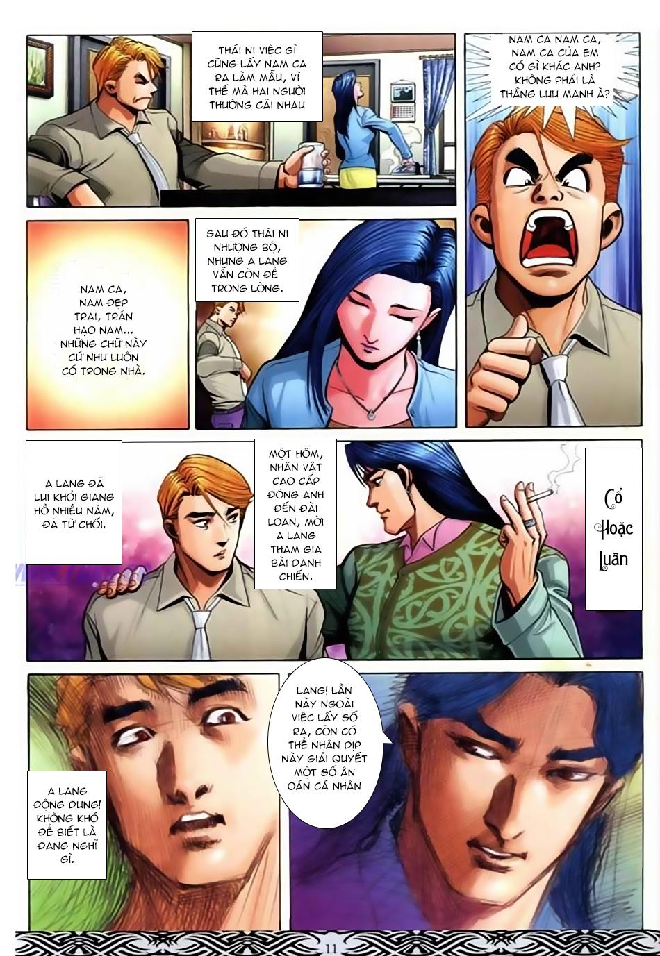 Người Trong Giang Hồ Chap 679 - Truyen.Chap.VN