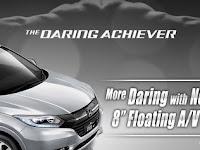 Honda HR-V 1.8L E CVT Special Edition JBL Audio Kembali Hadir