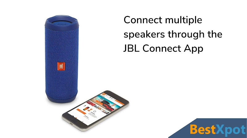 JBL Connect App