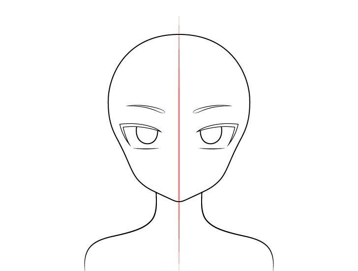 Gambar alis gadis vampir anime