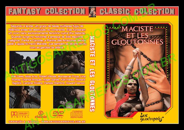 Maciste et les gloutonnes (1973)