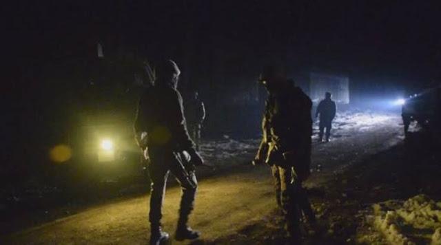 কাশ্মীরে জঙ্গীদের সাথে নিরাপত্তাবাহিনীর গুলির লড়াই শুরু হয়েছে