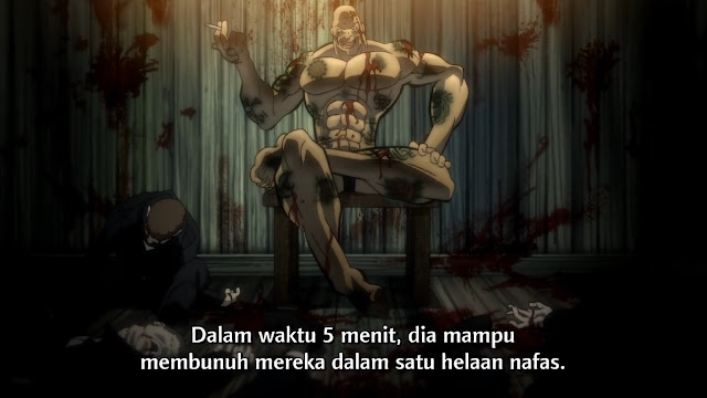 Baki Episode 01 Subtitle Indonesia