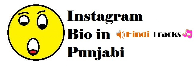 Instagram Bio in Punjabi