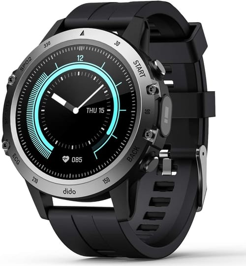 Review Sanag Waterproof Smart Watch for Android iOS