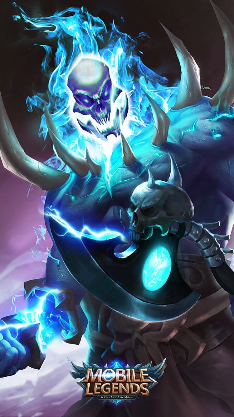 Balmond Ghouls Fury Old Wallpaper Mobile Legends HD for Mobile