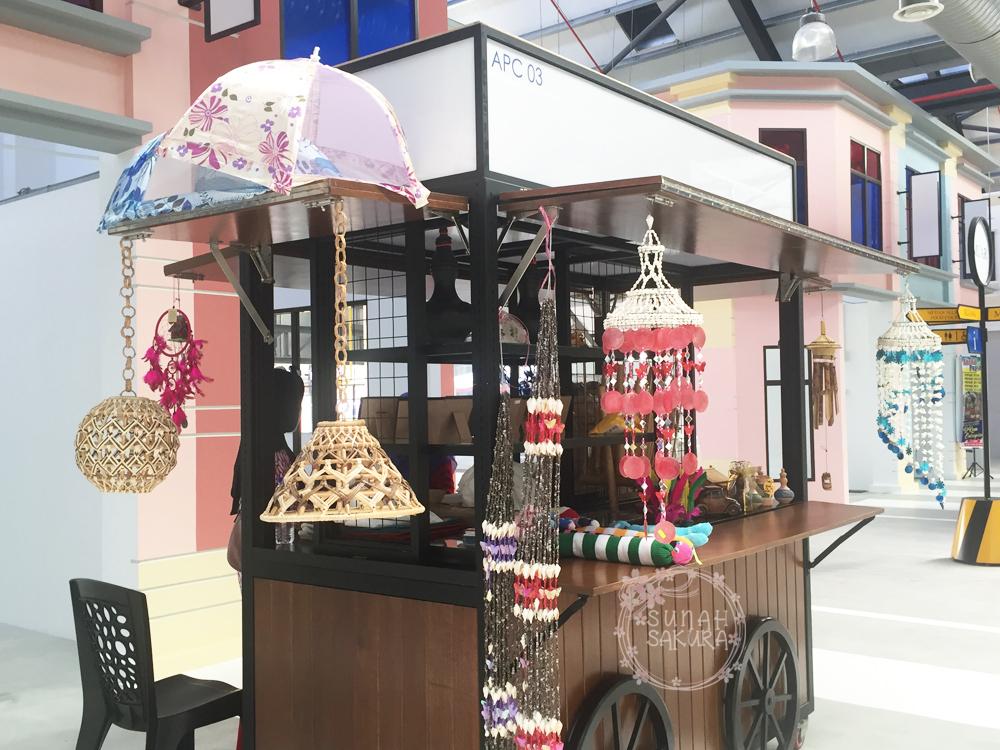 B5 Johor Street Market