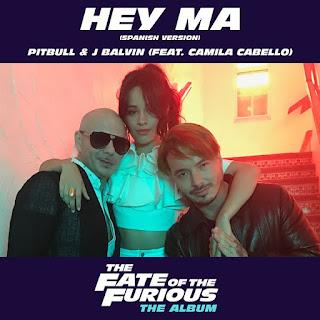 Pitbull & J Balvin - Hey Ma