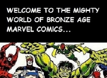 A tour of Bronze Age Marvel on Tumblr, one panel at a time...