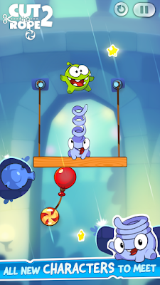 Cut the Rope 2 v1.16.0 Apk MOD [Unlimited Energy]