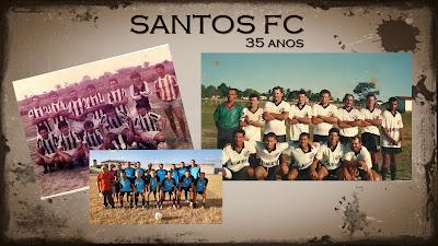 Santos FC completa 35 anos