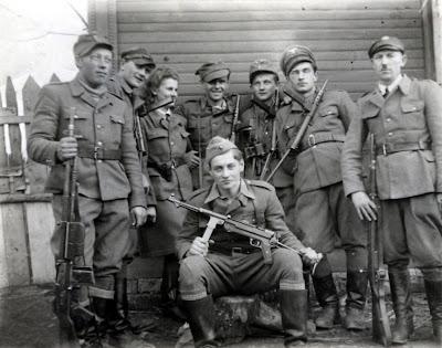 Hieronim Dekutowski- Polish Army WW2