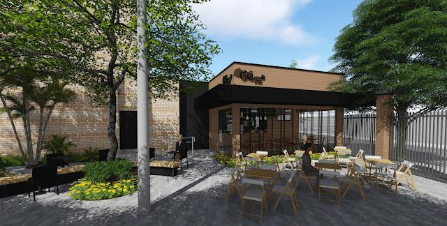Tapera das Artes inaugura o Serenata Café e Creperia em Aquiraz