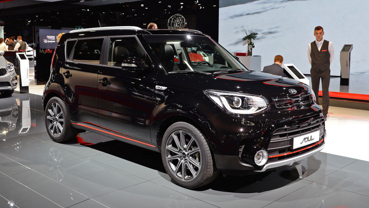As If The 2017 Kia Soul Wasn T Awesome Enough Motors America Decided To Take It Up A Notch By Adding 1 6 Liter Turbocharged Gdi Engine