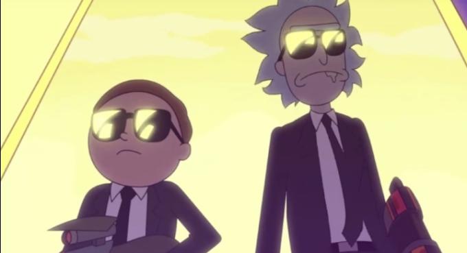 Rick and Morty terá mais  70 episódios novos