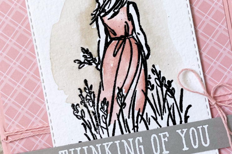 Jo's Stamping Spot - Just Add Ink Challenge #537
