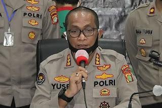 Polda Metro Jaya: Banyak Laporan Polisi Menyangkut HRS, Kami Akan Cek Kembali
