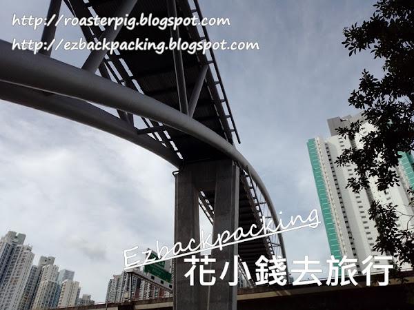 海盈邨天橋:交通+泊車+遊記