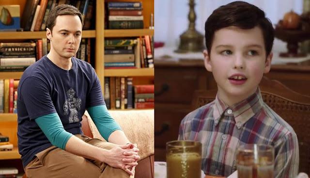 el joven sheldon es el spin-off de Big Bang Theory