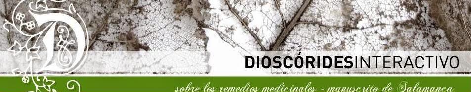 http://dioscorides.eusal.es/