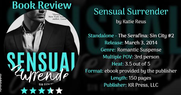 Sensual Surrender by Katie Reus