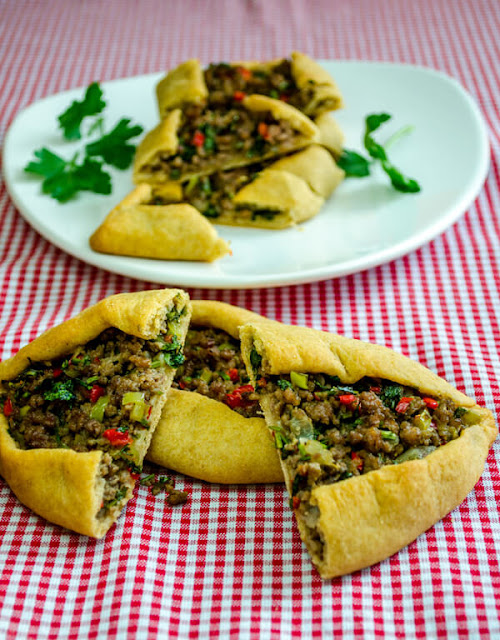 Turkish Pide with Ground Beef always makes a perfect meal Turkish pide with ground beef recipe