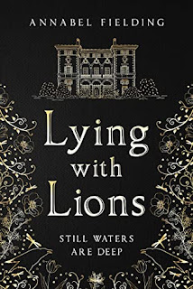 Review: Lying With Lions by Annabel Fielding