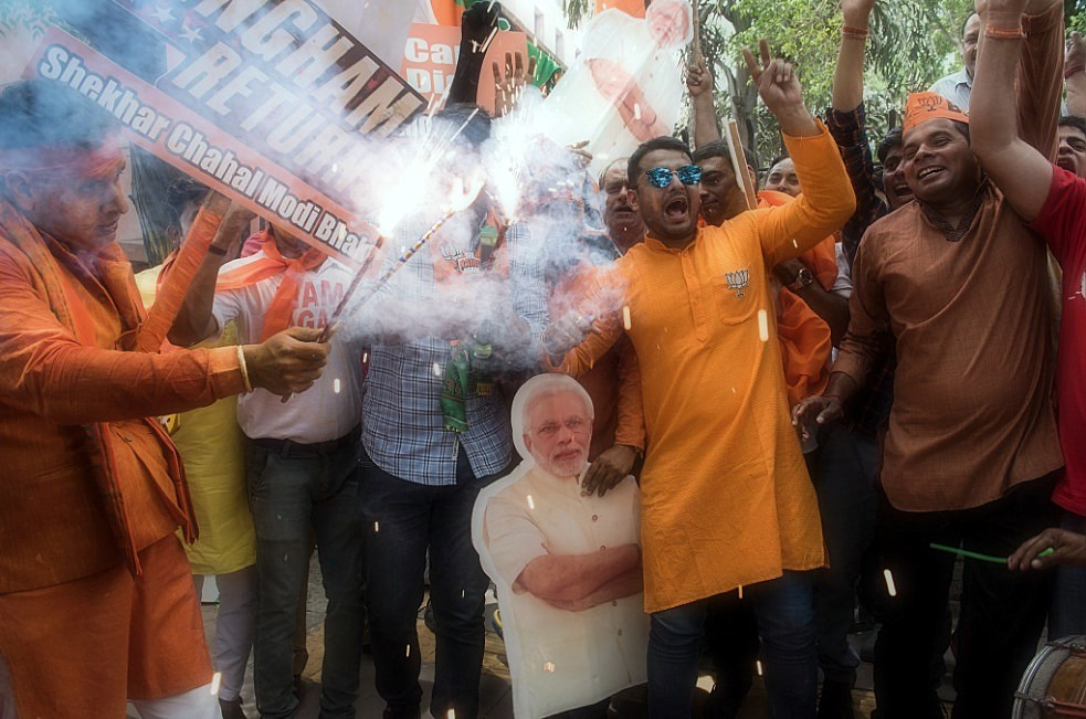 Live results of India's elections: Modi's party is ready to increase control over power