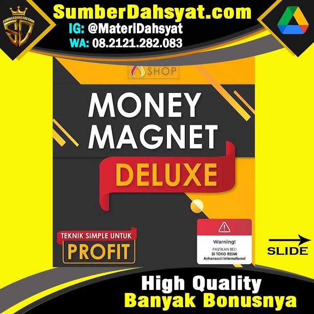 Money Magnet Deluxe Moment Tepat Untuk ENTRY By Astronacci Murah