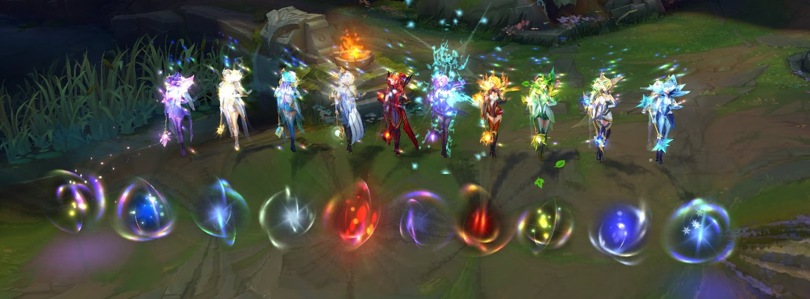 Surrender At 20 11 8 Pbe Update Elementalist Lux
