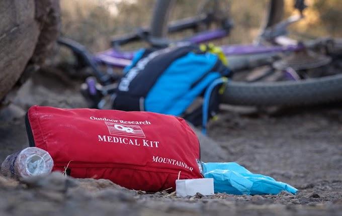 Primeros auxilios: ¿Cuáles son las 5 lesiones por accidentes de bicicleta de montaña más comunes?
