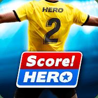 Score! Hero 2 v1.03 MOD APK HACK (Endless lives)