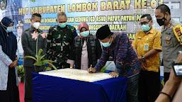 """Pemda Lobar Luncurkan Aplikasi """"Ayo Ke Lombok"""""""