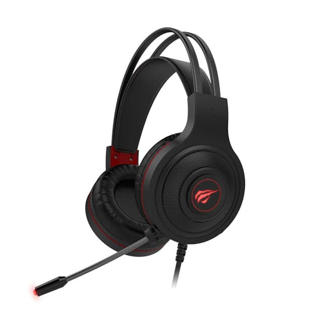 Wired Gaming Headset with Boom Mic