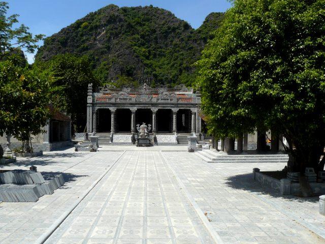 Pagoda de Thai Vi