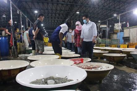 Pasar Resto Apung Muara Angke Diharapkan Tingkatkan Ekonomi Warga Sekitar