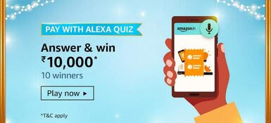 Amazon Pay With Alexa Quiz
