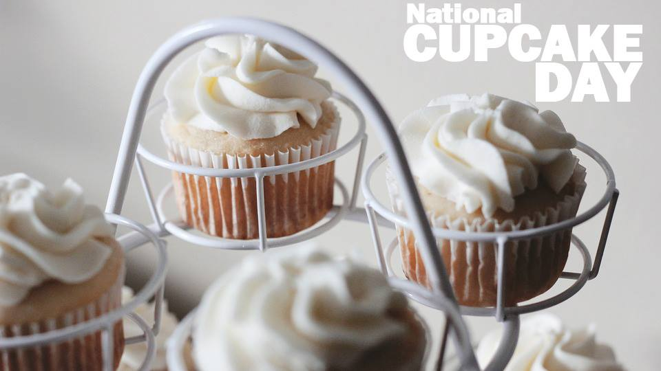 National Chocolate Cupcake Day Wishes Awesome Picture