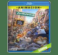 Zootropolis (2016) Full HD BRRip 1080p Audio Dual Latino/Ingles 5.1