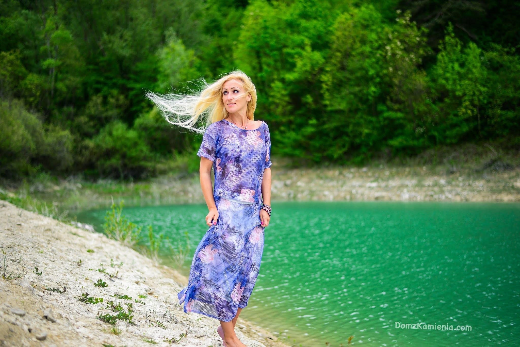 Lago di Bracanello, Kasia z Domu z Kamienia,