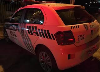 """Polícia acaba festa de """"halloween"""" com prisões e apreensão de revólver e drogas, em Belém"""