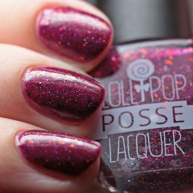 Lollipop Posse Lacquer For the Hearing of My Heart