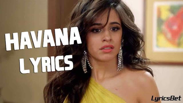 Camila Cabello - Havana Lyrics