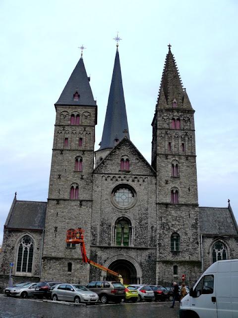 Iglesia de San Jacobo en Gante