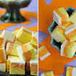 Bird's Party Blog: Cake it Pretty: DIY Candycorn Marshmallows