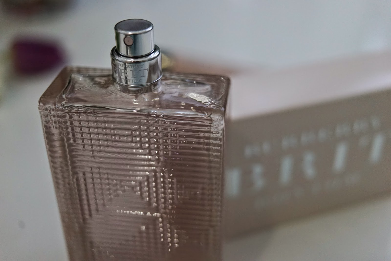 Burberry Brit Rhythm review