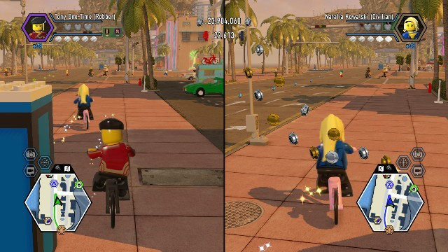 Download LEGO City Undercover PC Gameplay