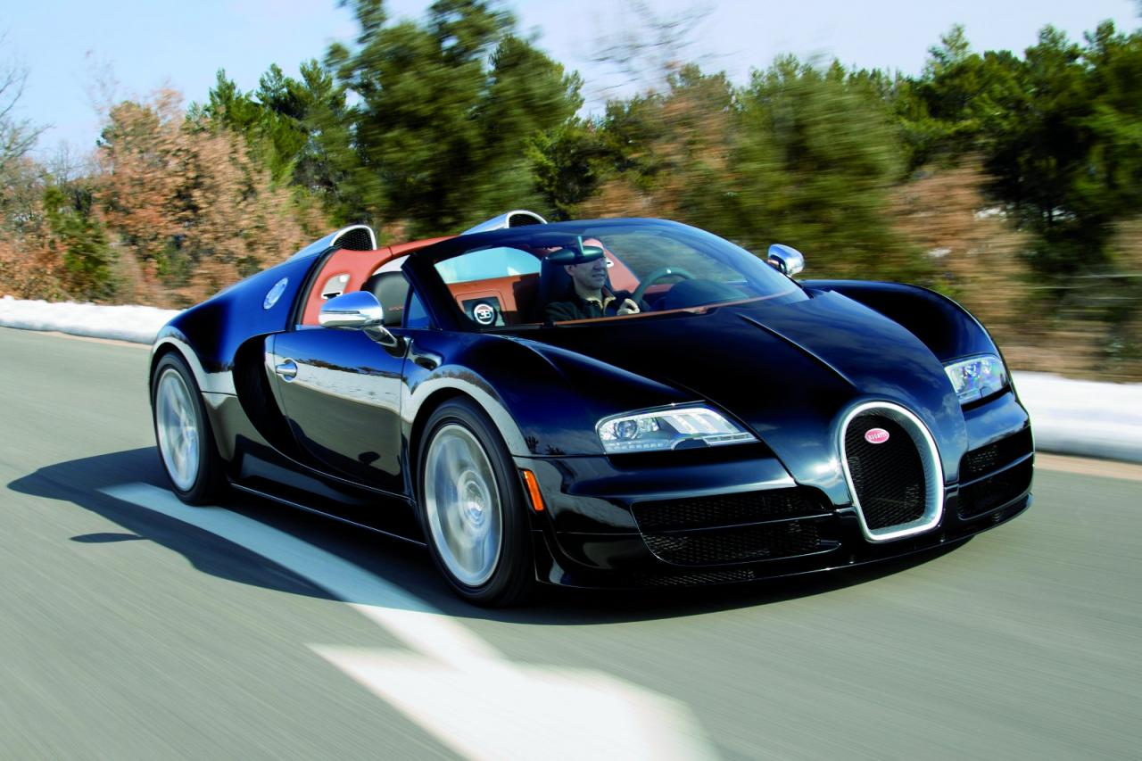 More Powerful Faster Bugatti Veyron 1600 Hp Cars