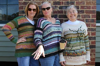 stash busting, stash buster sweater vneck, crew neck knitting pattern